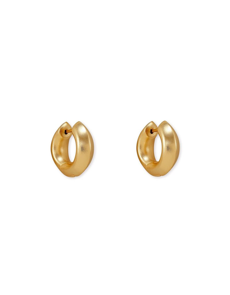 KENDRA SCOTT Mikki Huggie Earrings