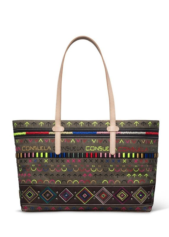 CONSUELA Ryan East West Tote