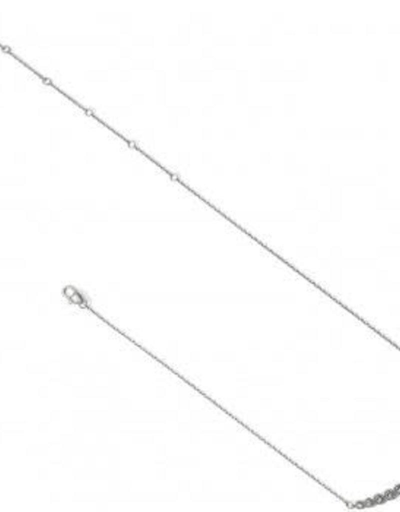 Twinkle Splendor Bar Necklace