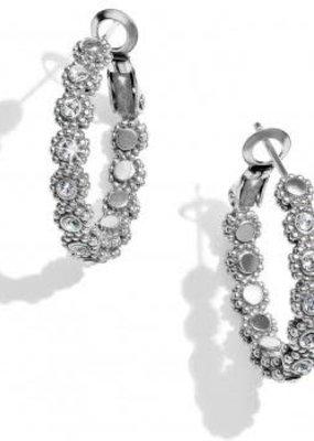 Twinkle Splendor Small Hoop Earrings