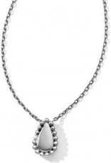 Twinkle Teardrop Reversible Necklace