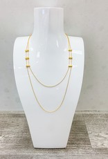 GORJANA Staci Multistrand Necklace