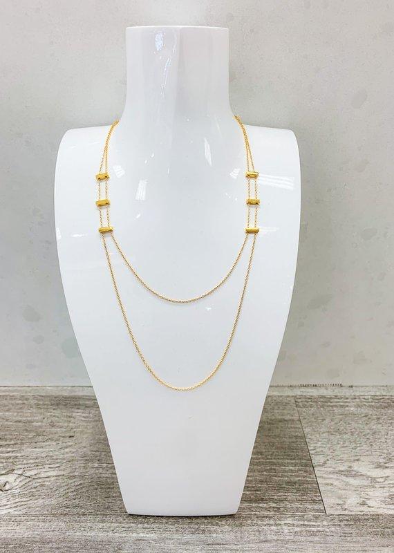GORJANA Staci Multistrand Necklace