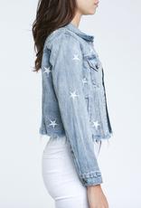PISTOLA Star Struck Jean Jacket