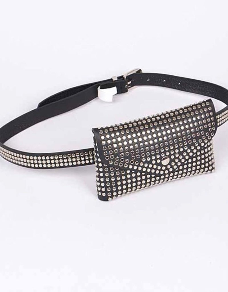 j.hoffman's Studded Fanny Pack
