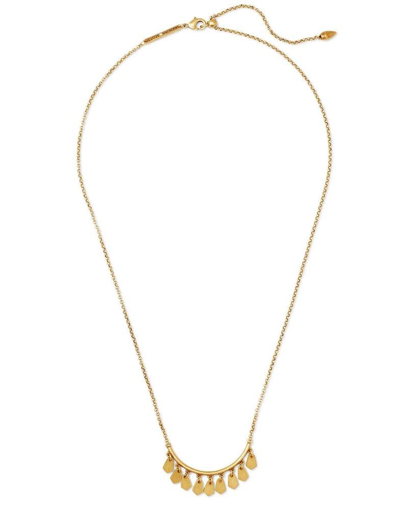 KENDRA SCOTT Sydney Short Pendant Necklace