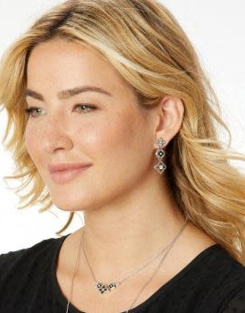 Toledo Collective Charm Post Drop Earrings
