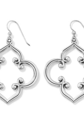 Toledo Statement French Wire Earrings