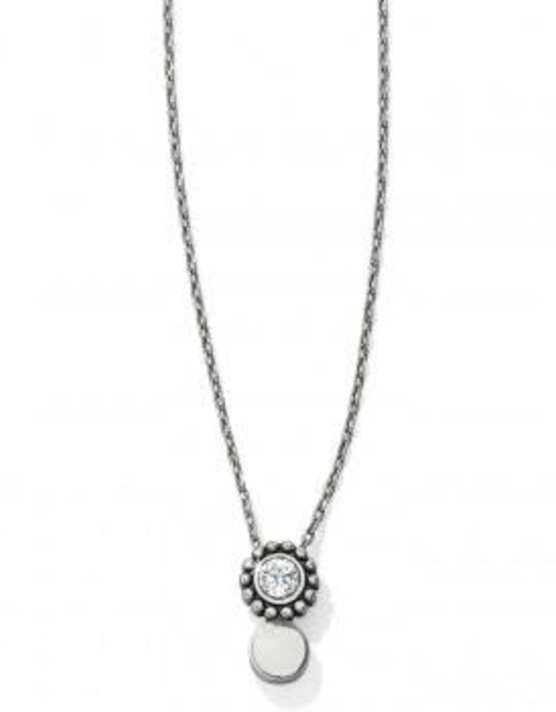 Twinkle Double Drop Necklace