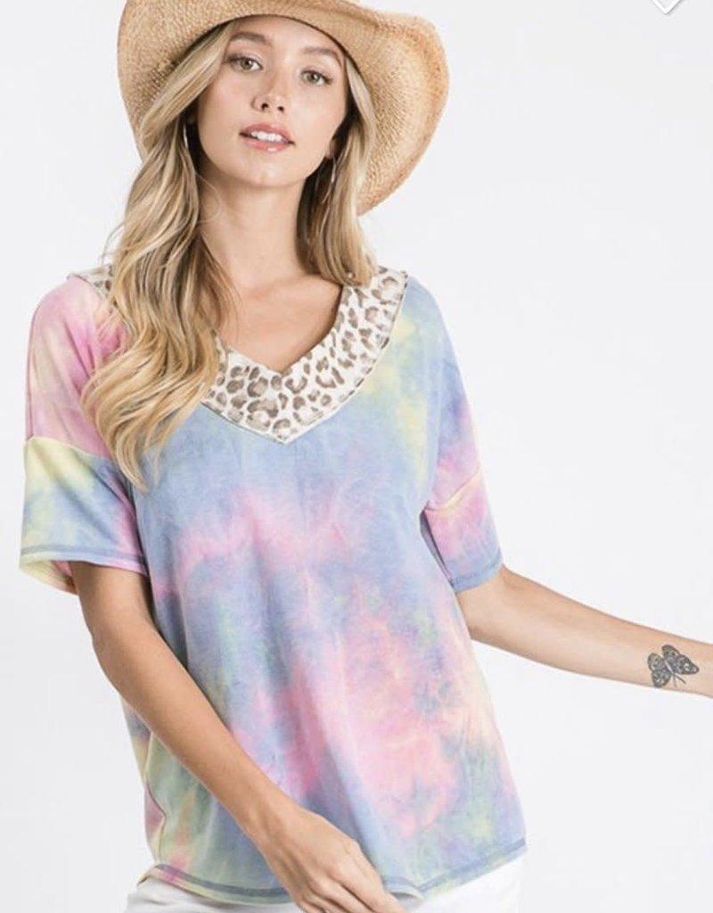 APPLE B Vanessa Tie Dye Top