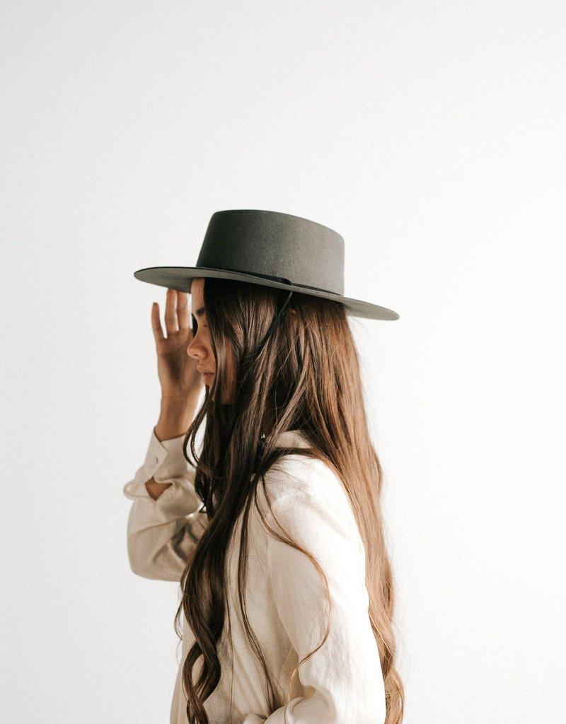 GIGIPIP Wren Flat Brim Hat