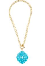 ZENZII Baroque Convertible Pendant Necklace
