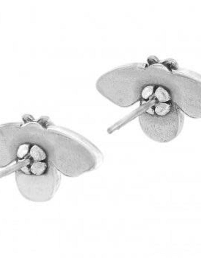 Bee Happy Mini Post Earrings