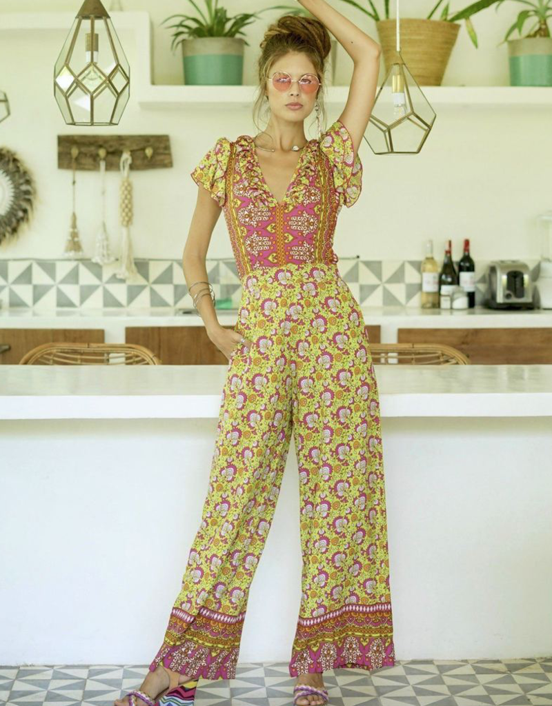 FEATHER & FIND Bewitched Jumpsuit