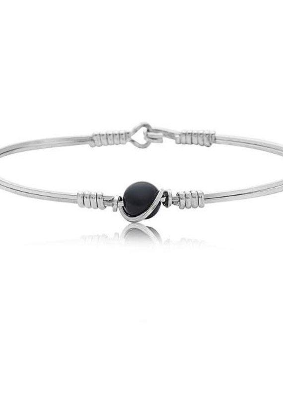RONALDO Breathe Black Onyx Bracelet