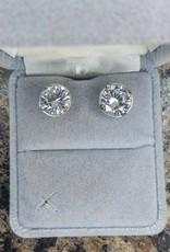 Brilliance 9mm Post Earrings