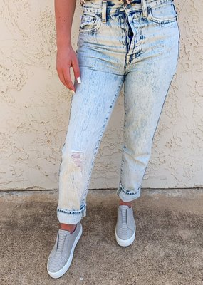 PISTOLA Charlie High Rise Jeans