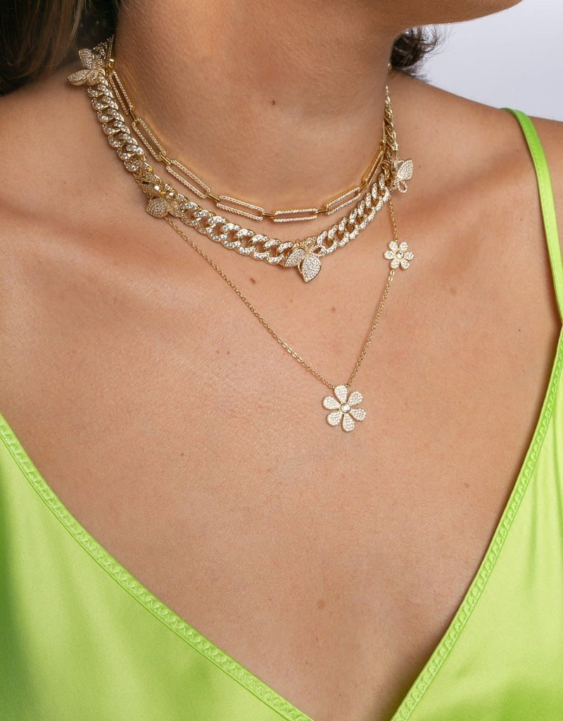 BRACHA Daisy Power Necklace