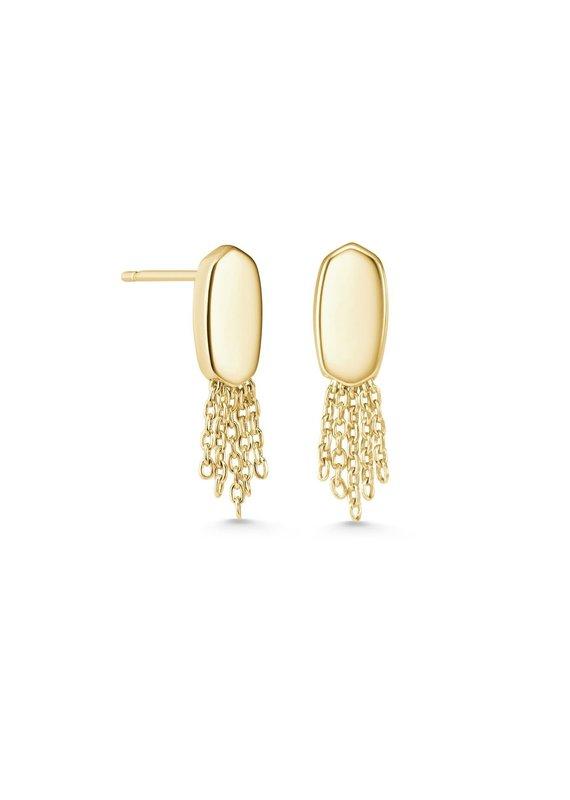 KENDRA SCOTT Deanna Stud Earrings
