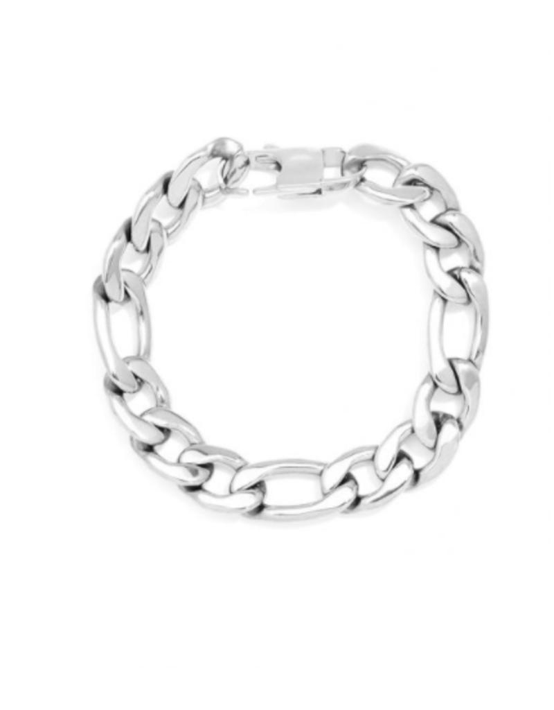 ZENZII Elongated Elegance Link Bracelet