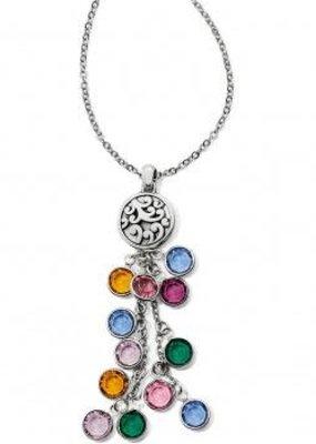Elora Gems Cascade Necklace