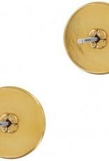 Ferrara Two-Tone Post Earrings