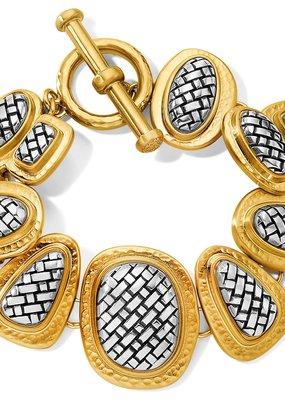 Ferrara Artisan Two Tone Bracelet