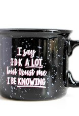 3HAPPYHOOLIGANS Fleck Mug