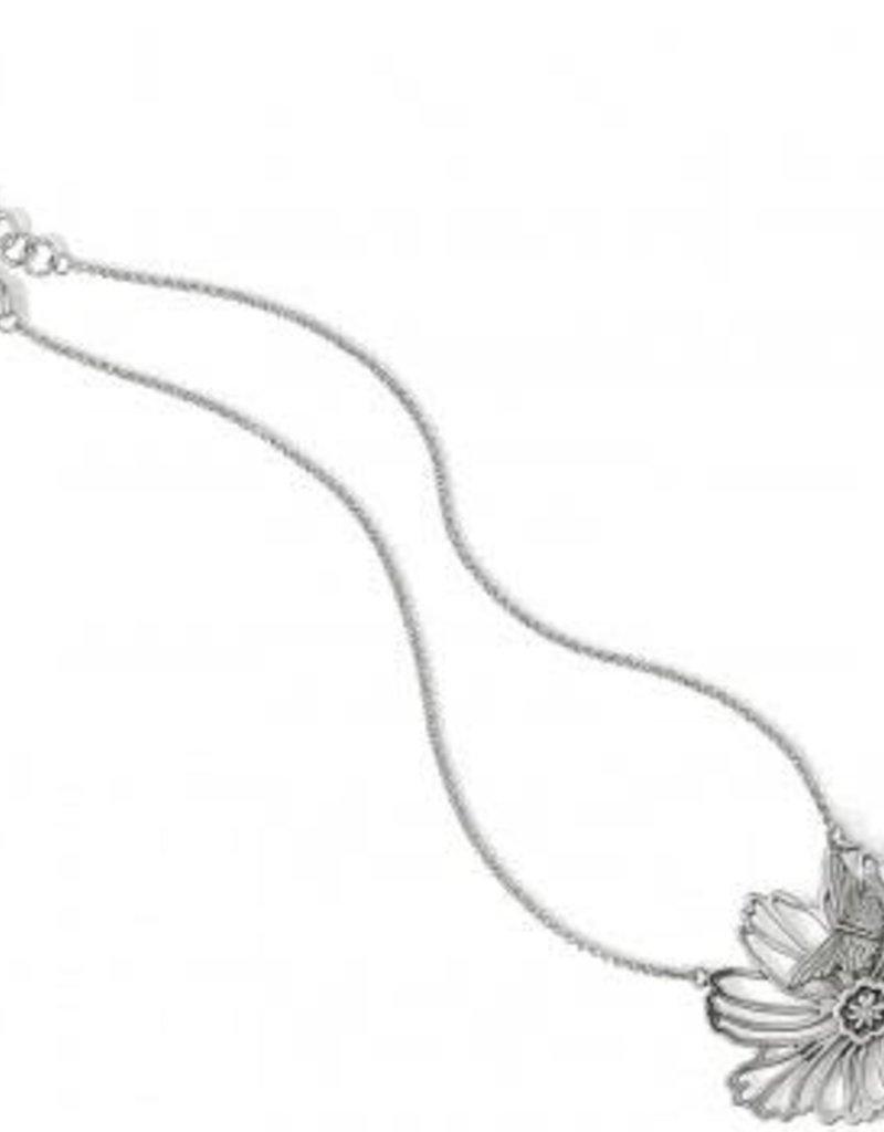 Enchanted Garden Flower Necklace
