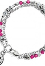 Gleam On Butterfly Bracelet
