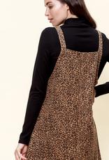 BENEDETTO Go Wild Overall Dress