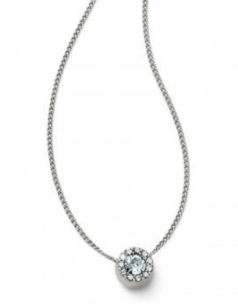 Illumina Solitaire Necklace