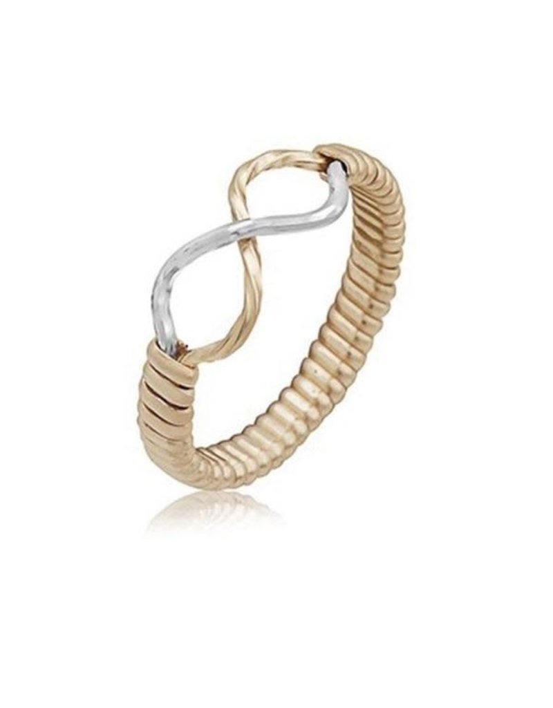RONALDO Infinity Ring