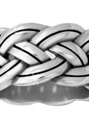 Interlok Band Ring