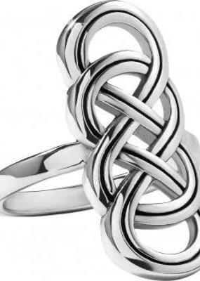 Interlok Braid Ring