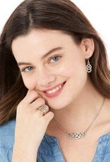 Interlok Braid Petite Leverback Earrings