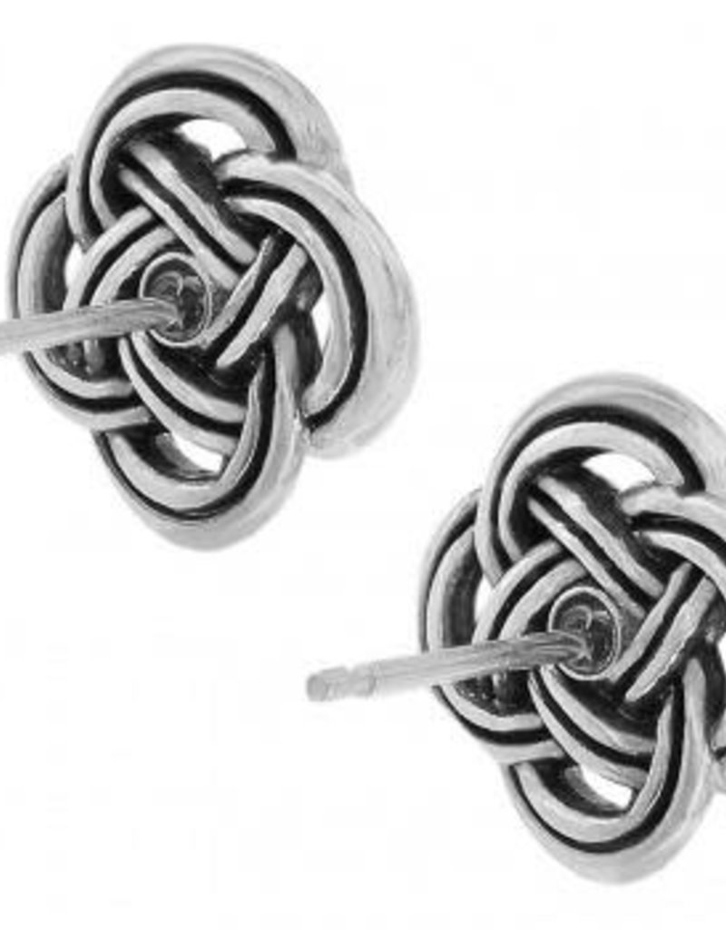 Interlok Post Earrings