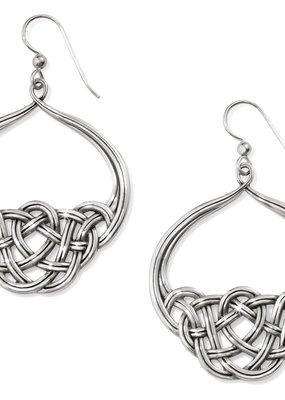 Interlok Unity French Wire Earrings