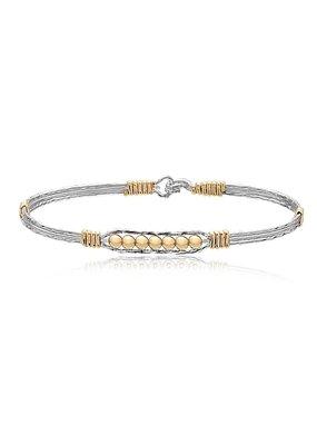 RONALDO Power of Prayer Bracelet (Mirrored Silver)