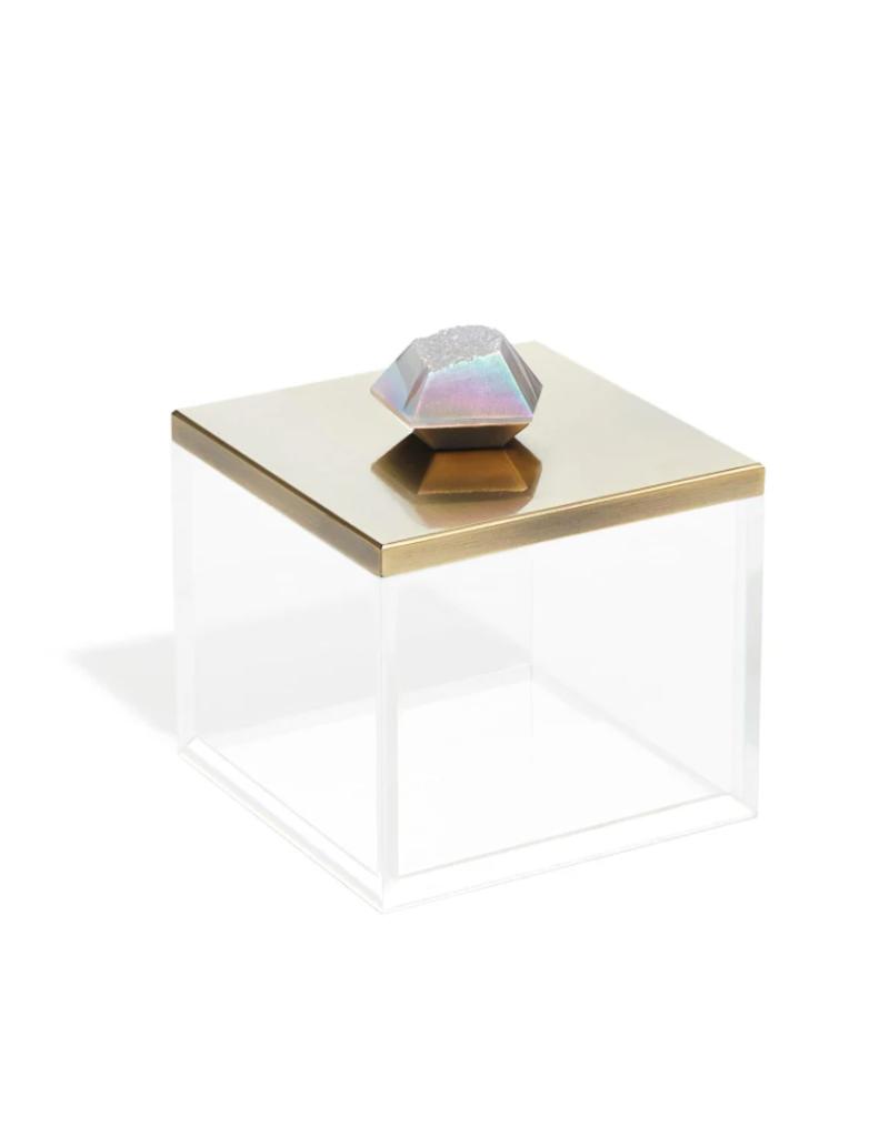 KENDRA SCOTT Square Acrylic Box