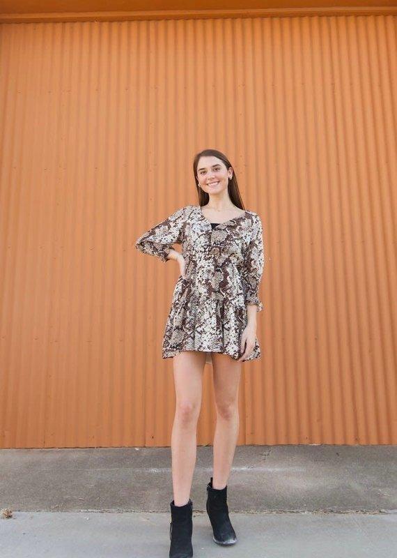 BUDDY LOVE Paltrow Dress