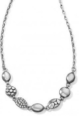 Pebble Mix Short Necklace