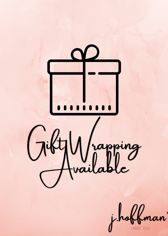 Hookedwebdesign Gift Wrapping