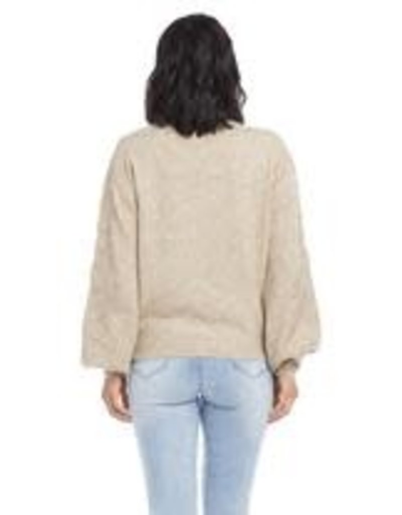 KAREN KANE On The Town Embroidered Pullover