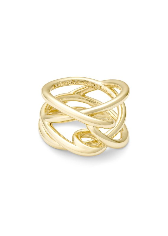 KENDRA SCOTT Myles Band Ring