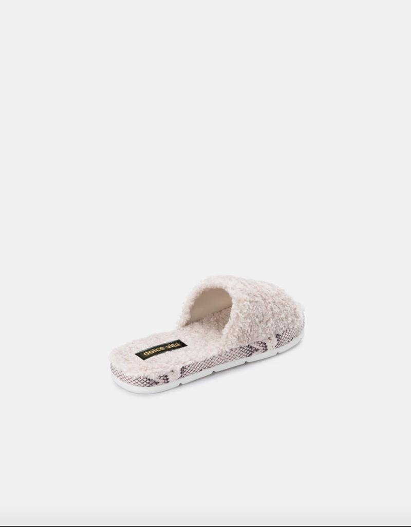 DOLCE VITA Mochi Plush Slipper