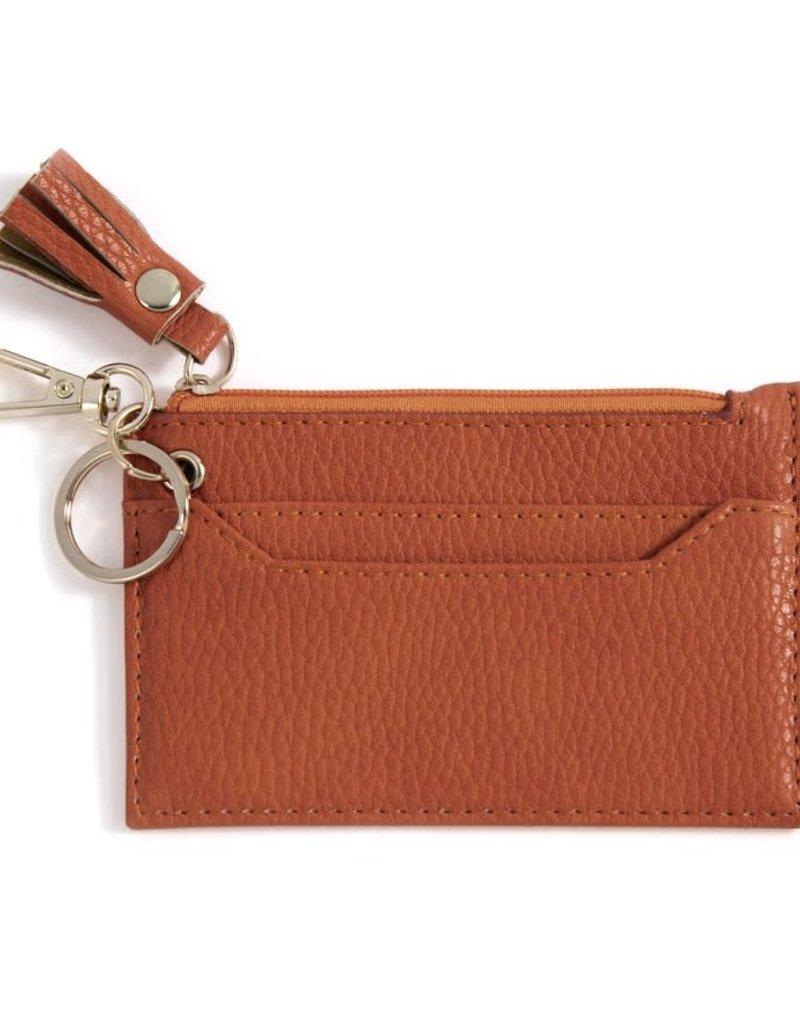 SHIRALEAH Cece Card Case & Keychain