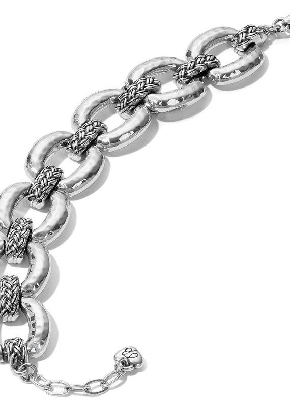 Interlok Woven Link Bracelet