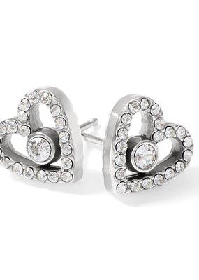 Illumina Love Post Earrings
