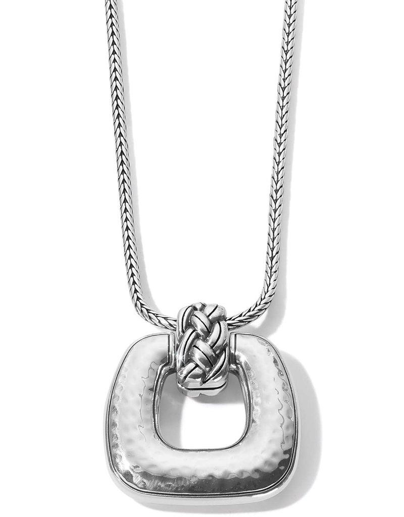 Interlok Woven Necklace